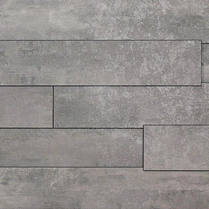 Resopal laminatbenkeplate Zenith Woodstone grå 2995x635x12,5 mm